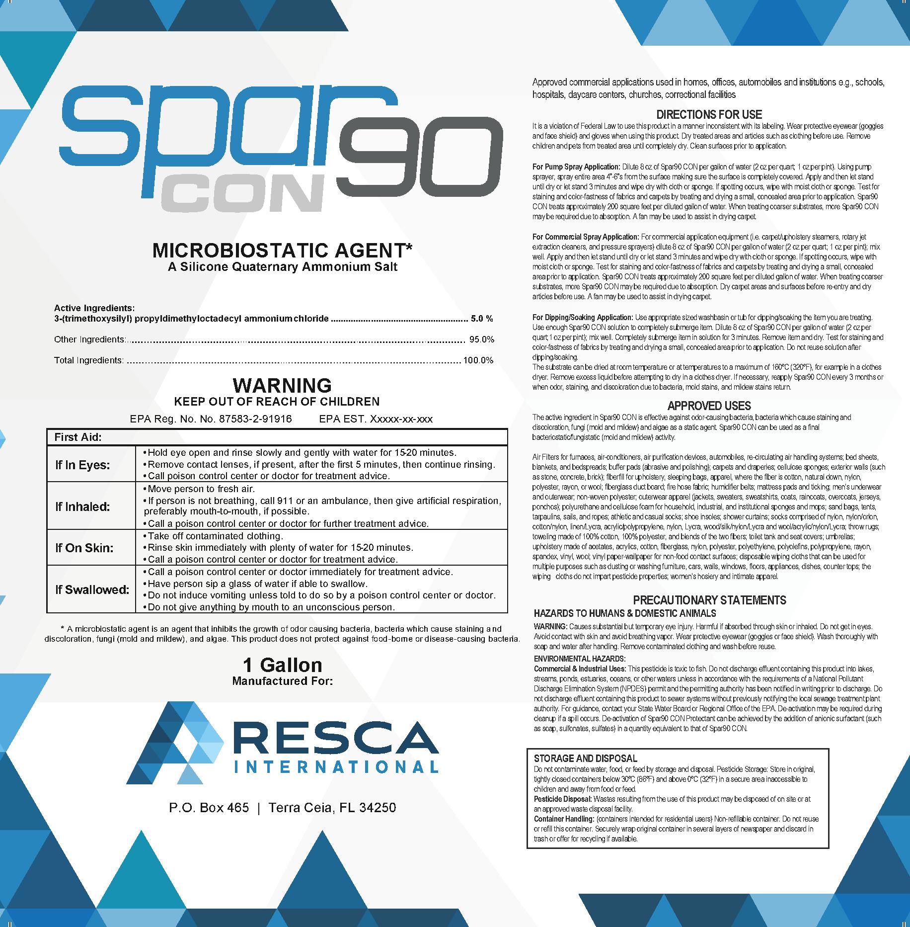 Spar90 Concentrate