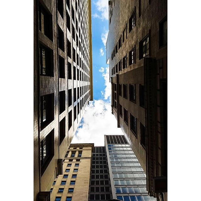 #dailyphoto #chicago #illinois #cityviews  #color #architecture #skyscraper #lookup