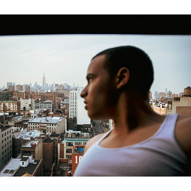 Me, 2008.  #nyc #dailyphoto #nyu #color #throwback #college #empirestatebuilding #newyorkstateofmind