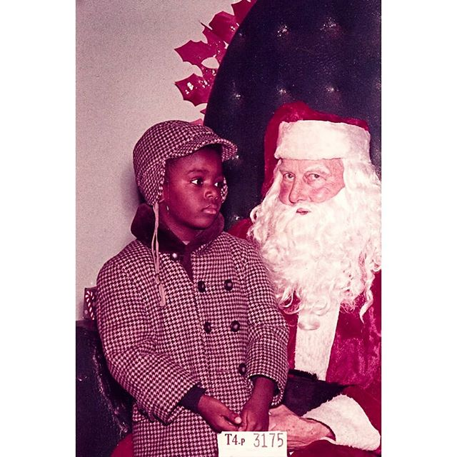 Been a while. Figured I'd go with a holiday theme this month's throwbacks. This is a funny one of my father in, I'm guessing 1960 or 61. #tbt #happyholidays