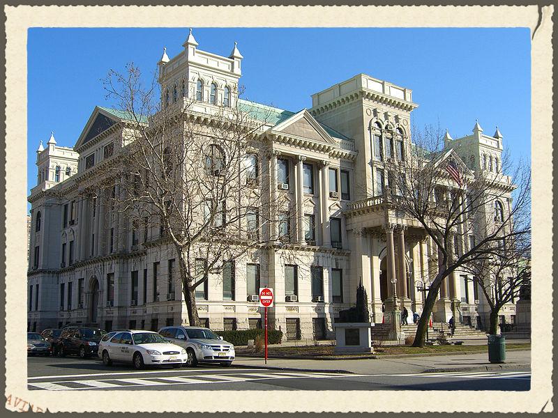 Jersey City City Hall