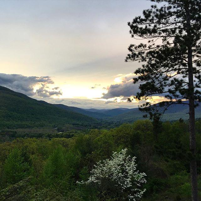 Gotta love #spring in the #Catskills.