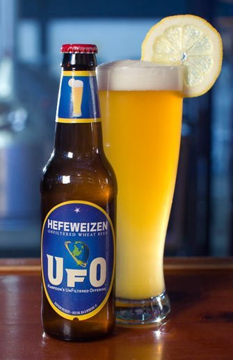 Tap House Spring Beer - Harpoon UFO
