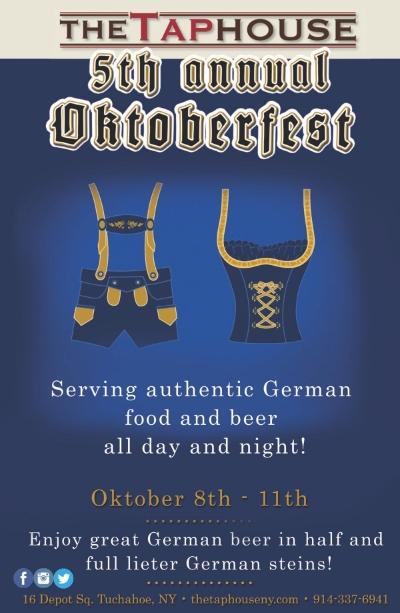 Tap House Oktoberfest