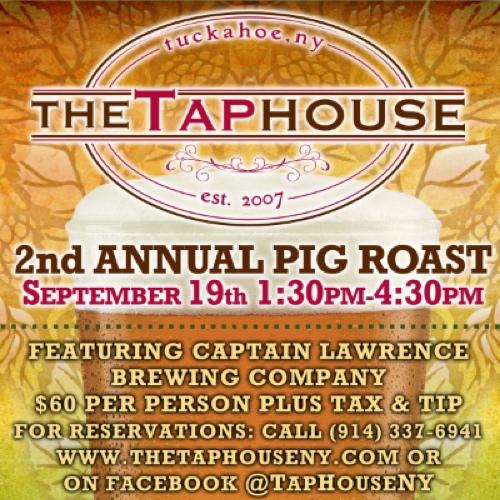Tap House Pig Roast
