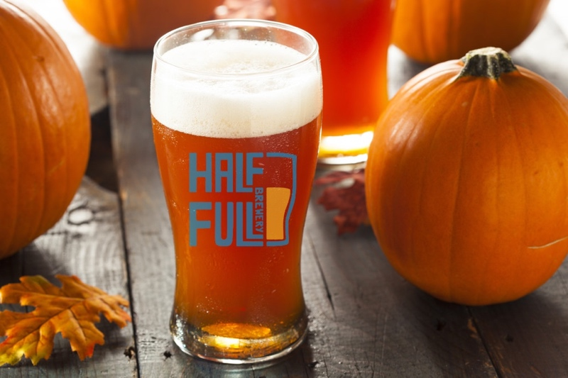 Half Moon Brewery Pumpkin Ale