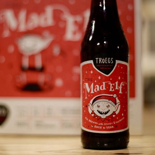 Troegs Mad Elf The Tap House