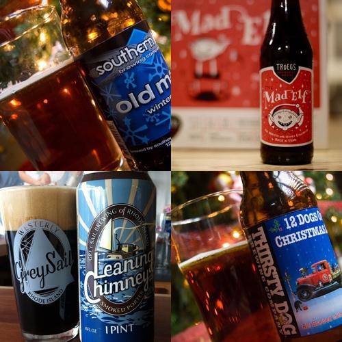 The Tap House Winter Seasonal Beers