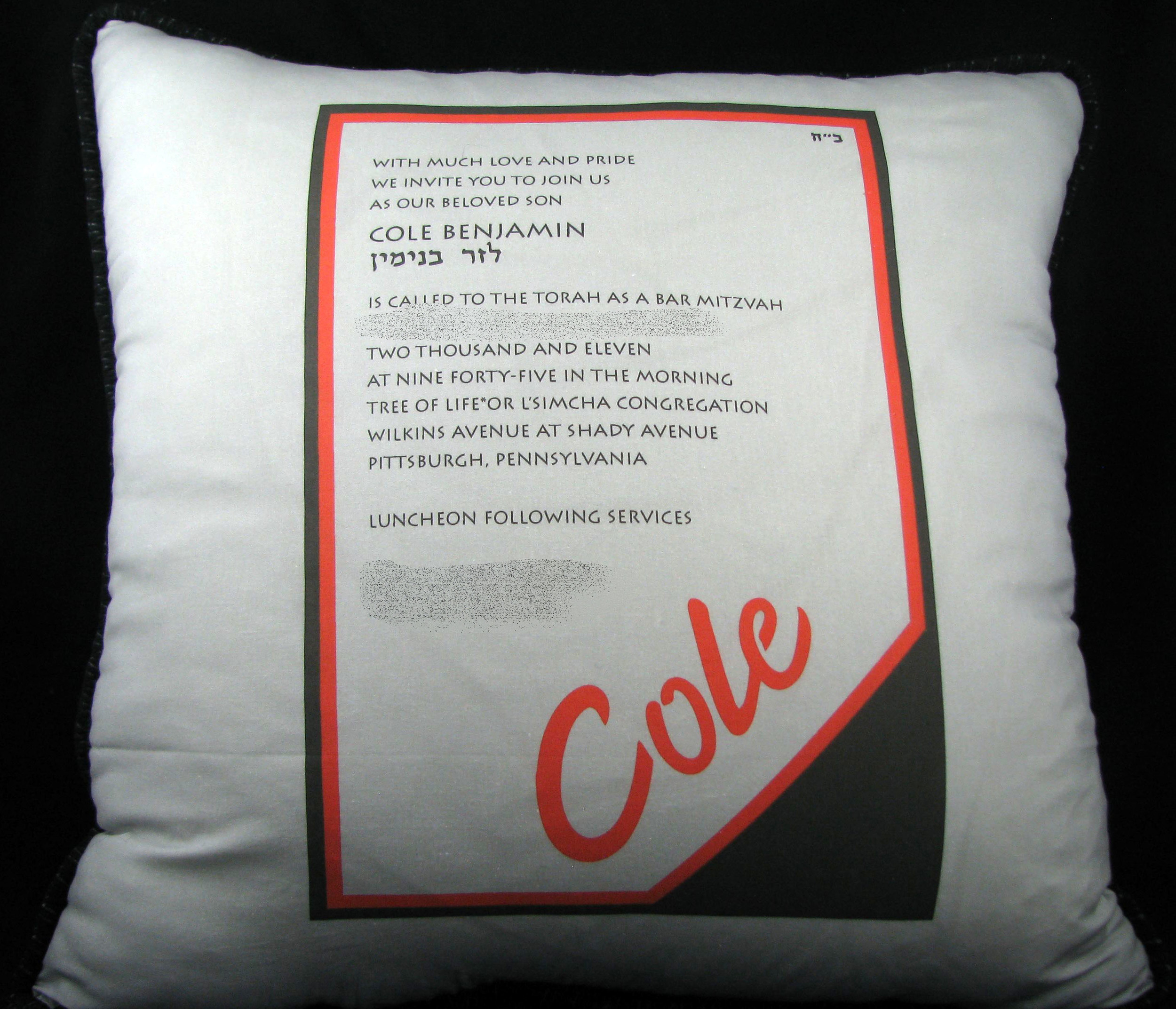 COLE TWO-SIDED