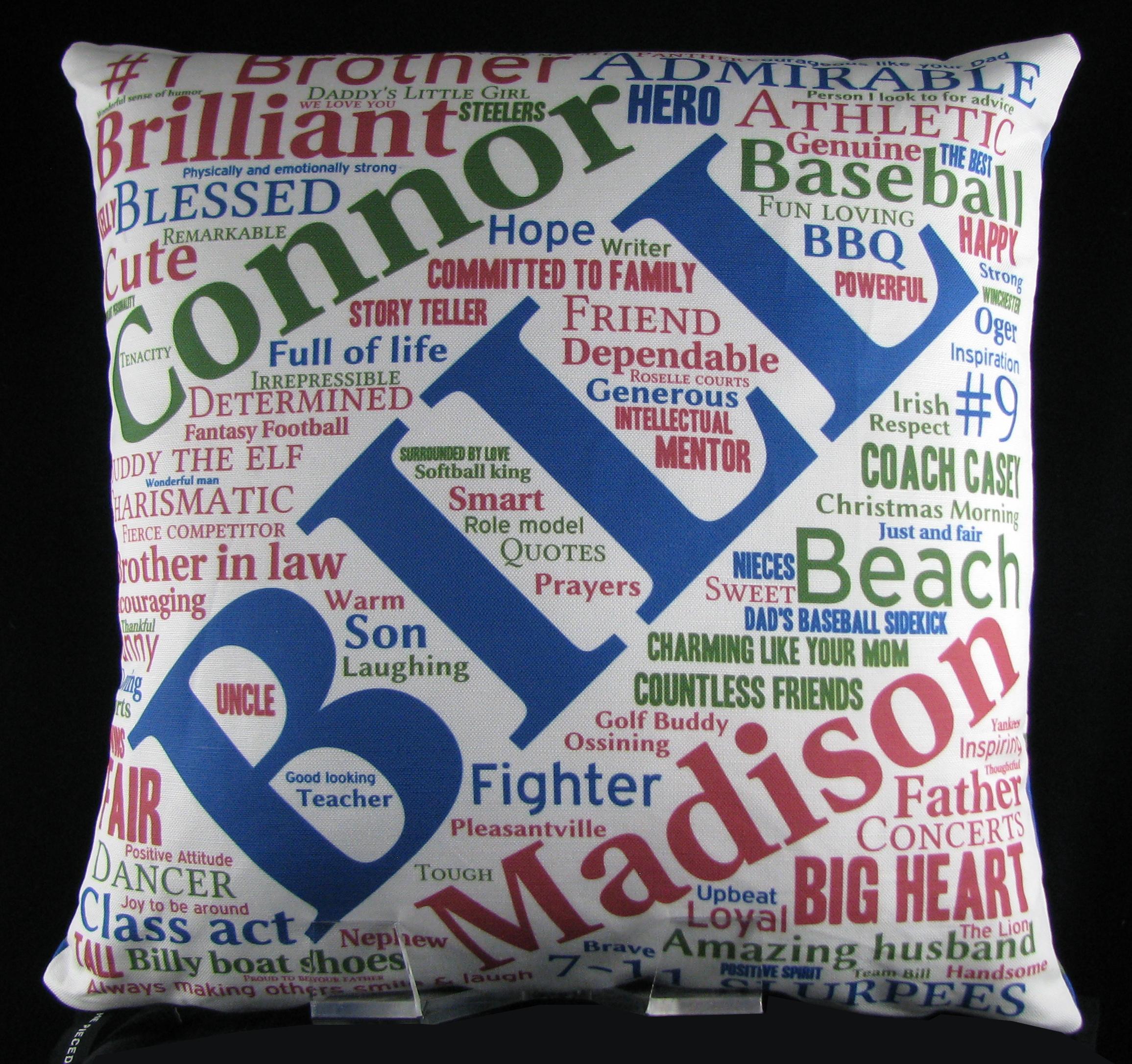 Get Well Pillow