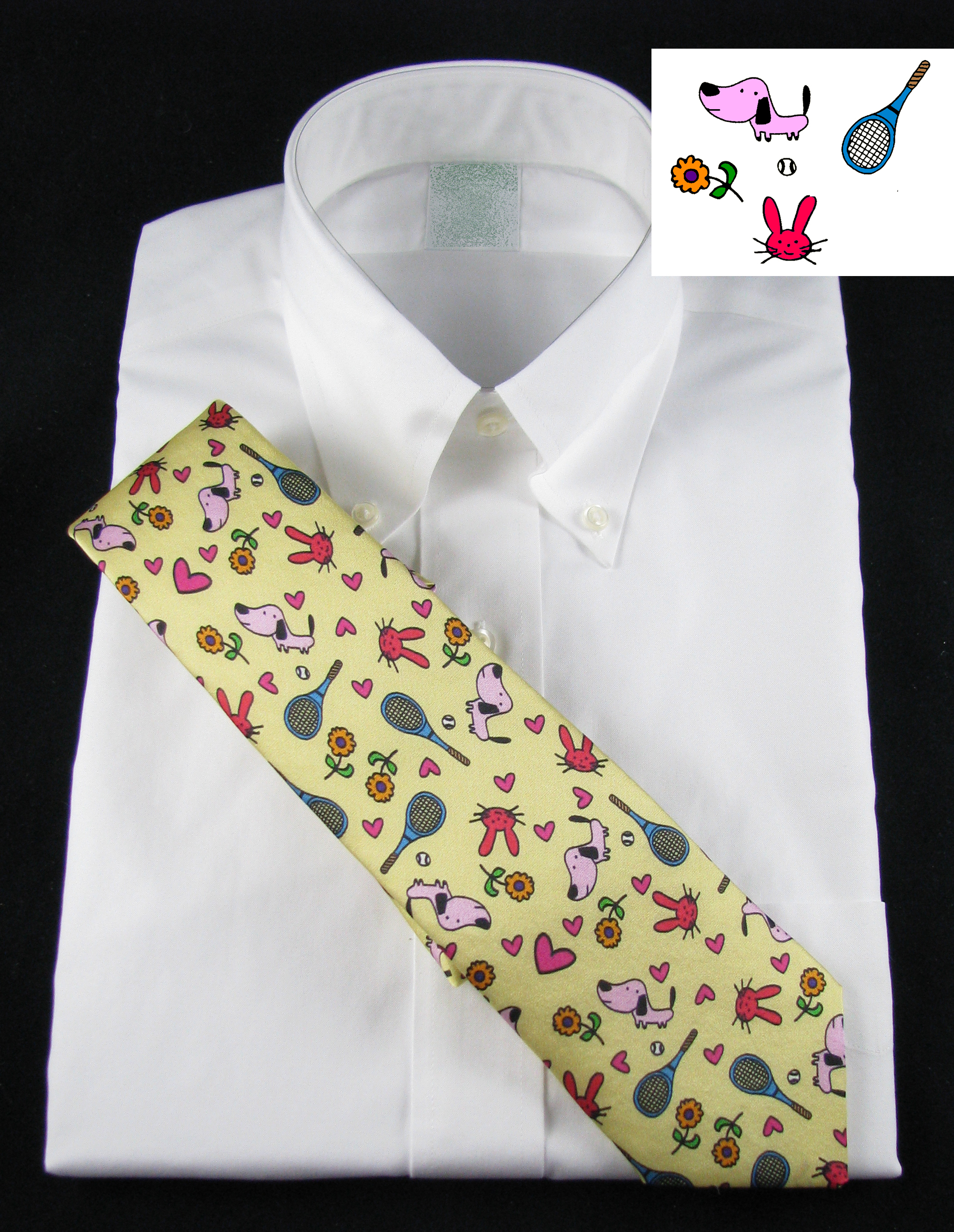 MENS NECKTIES AND FORMALWEAR ACCESSORIES
