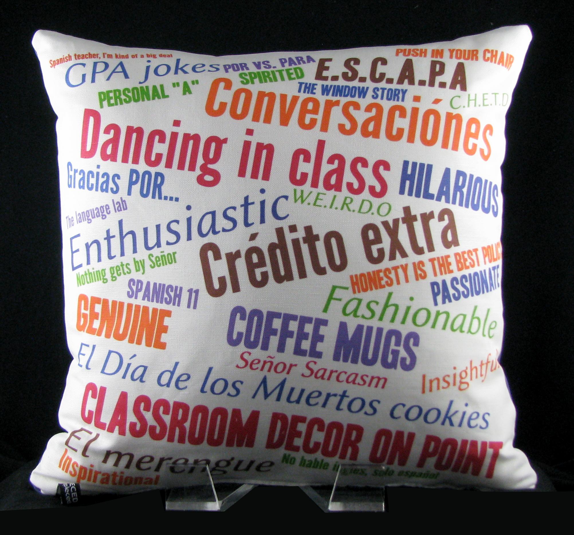 Thank You Pillows