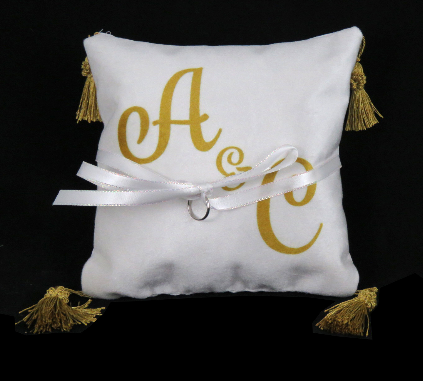 RING BEARER PILLOW - CLICK FOR MORE EXAMPLES