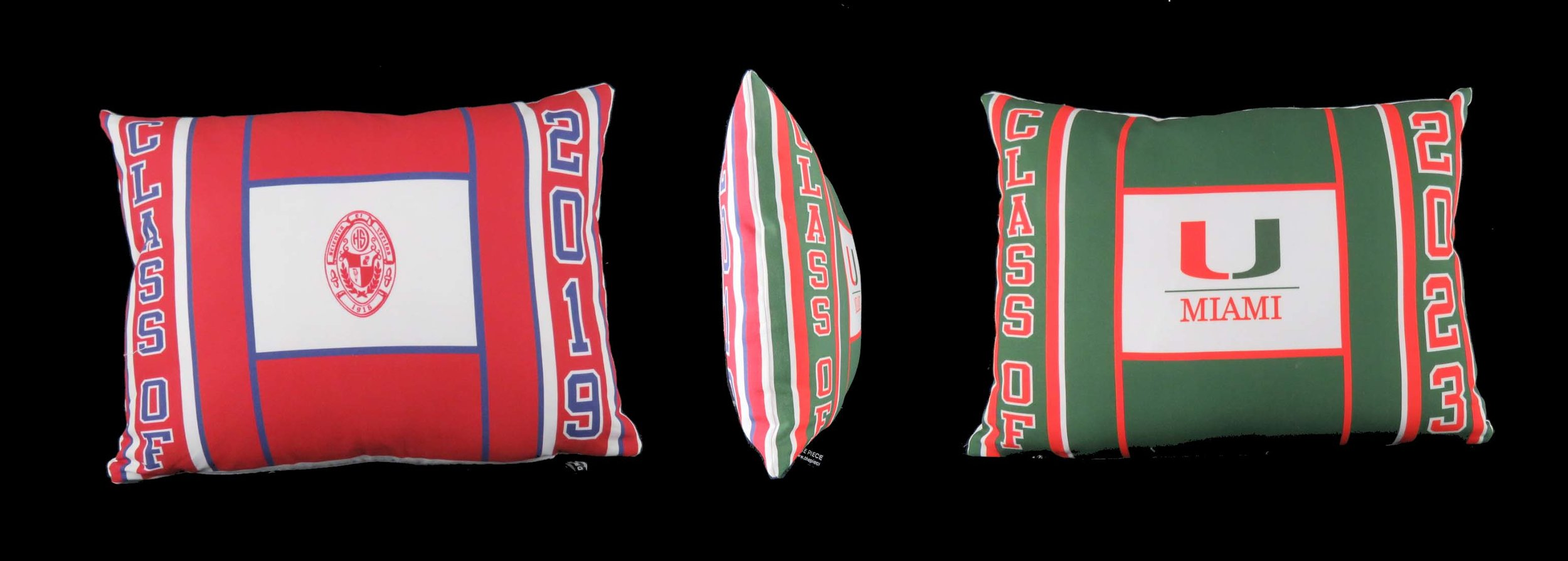 GRADUATION PILLOWS - TRADITIONAL STYLE