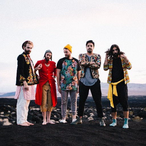 Young The Giant   Home Of The Strange Tour (2017)  Video Content