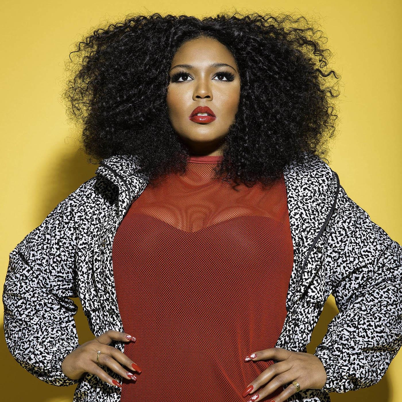 Lizzo   US Tour (2017)  Design Concept Art