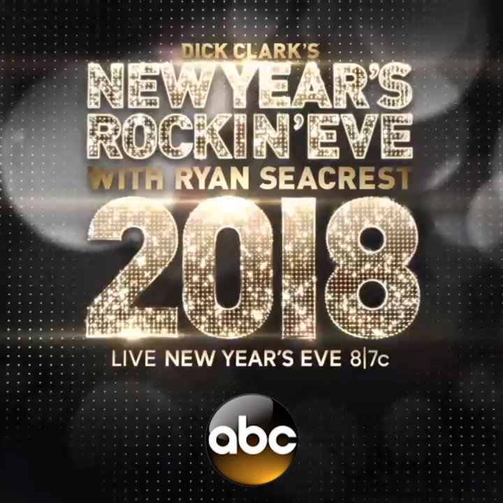 Dick Clark's New Year's    Rockin' Eve with Ryan Seacrest   Times Square Performance (2018)  Creative Director & Music Director