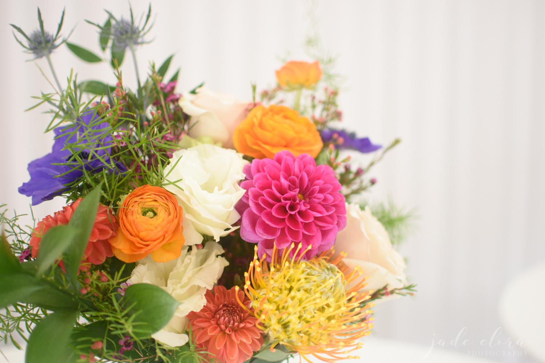 Multicolor Floral Arrangement