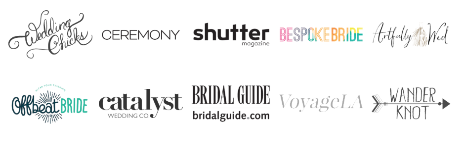 Press Features for LA Wedding Photographer Jade Elora.png