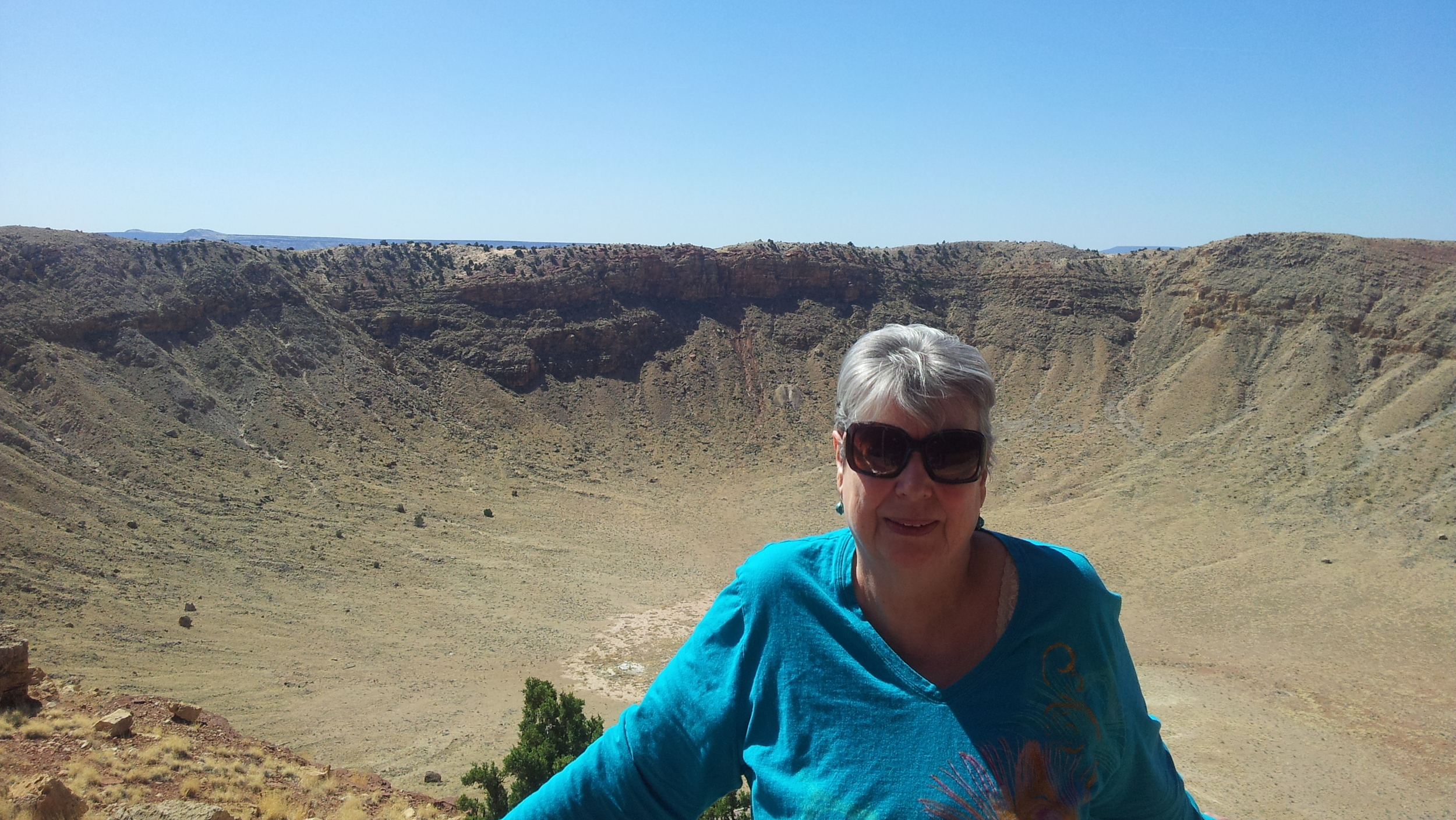Meteor Crater National Monument, AZ