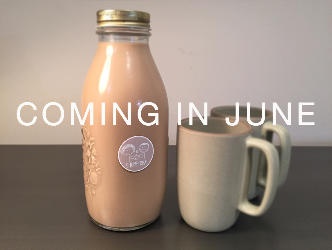 Chump Chai will soon offer  Weekend Chai  deliveries to customers within San Francisco right to your doorstep....just like the milk man!  Stay tuned!