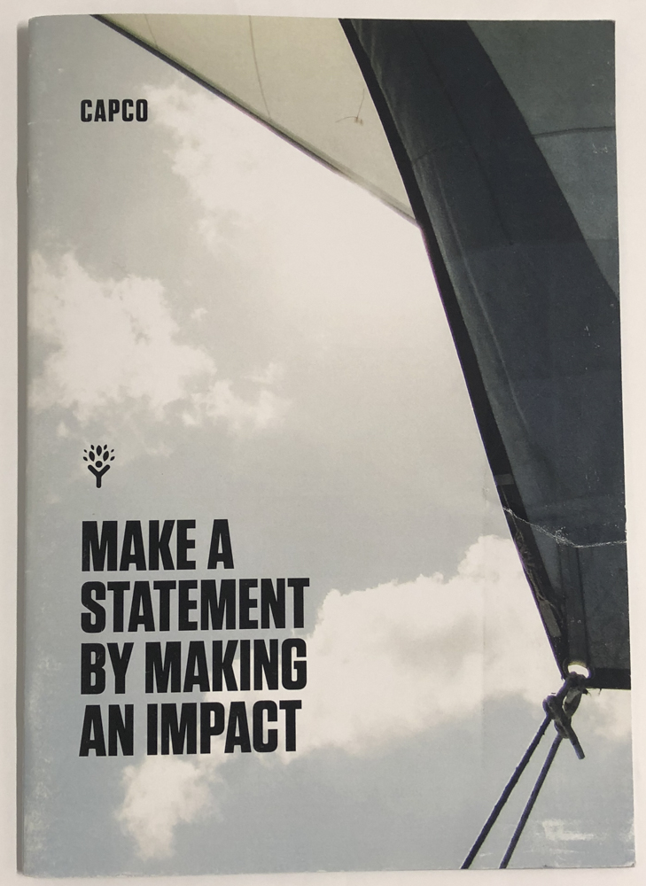 Capco CSR Annual Report, 2014