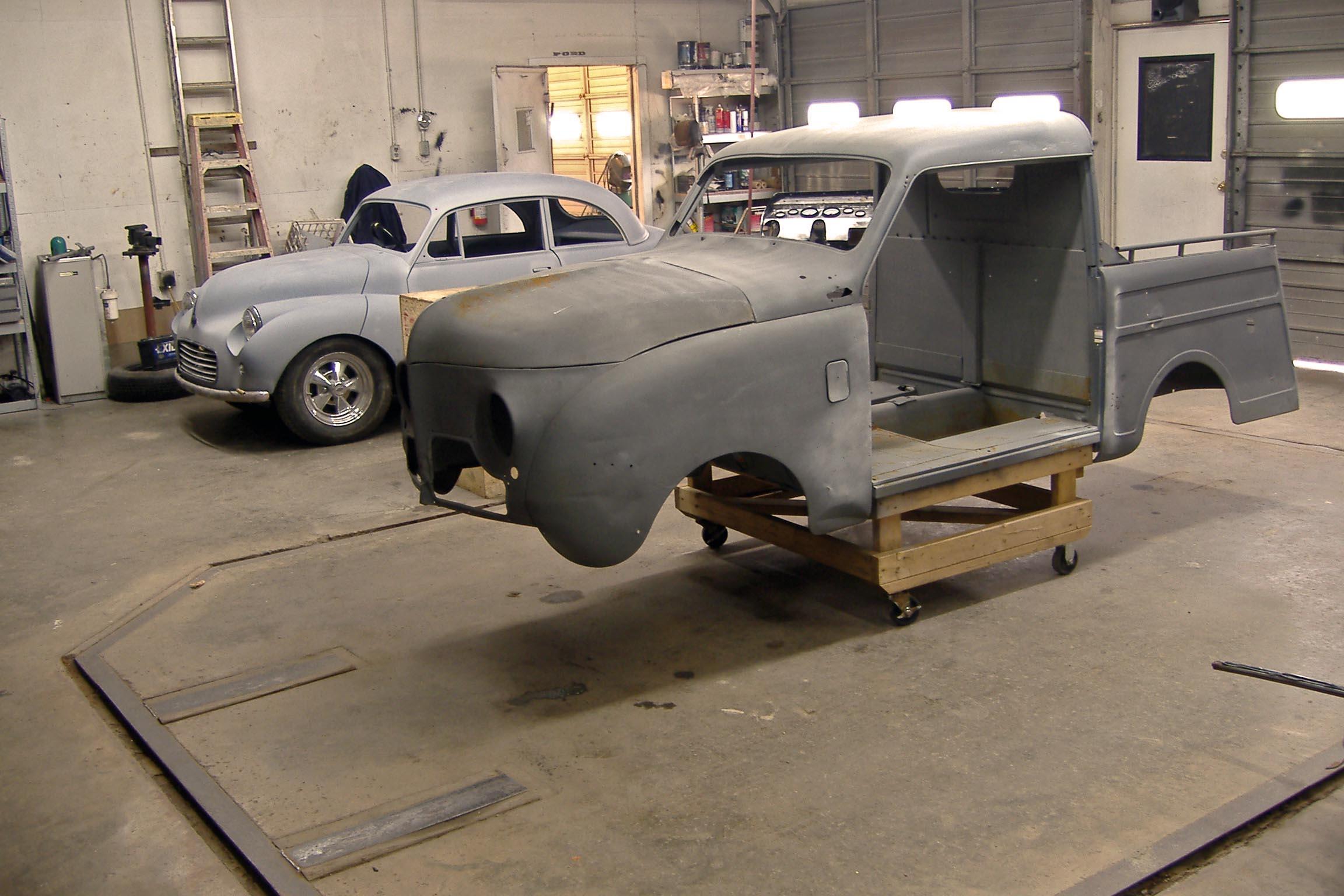 1946 Crosley pick-up truck