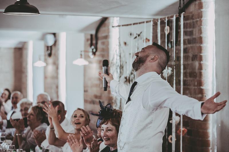 Phil & Kelly's West Mill Wedding