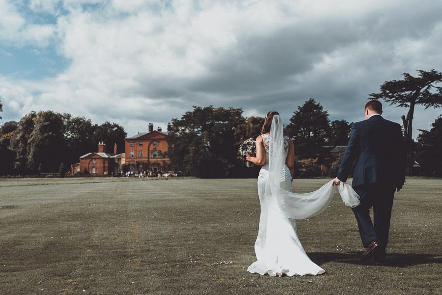 Norwood Park Wedding