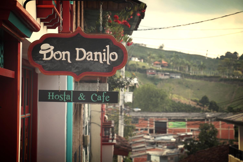Don Danilo cafe/hostel