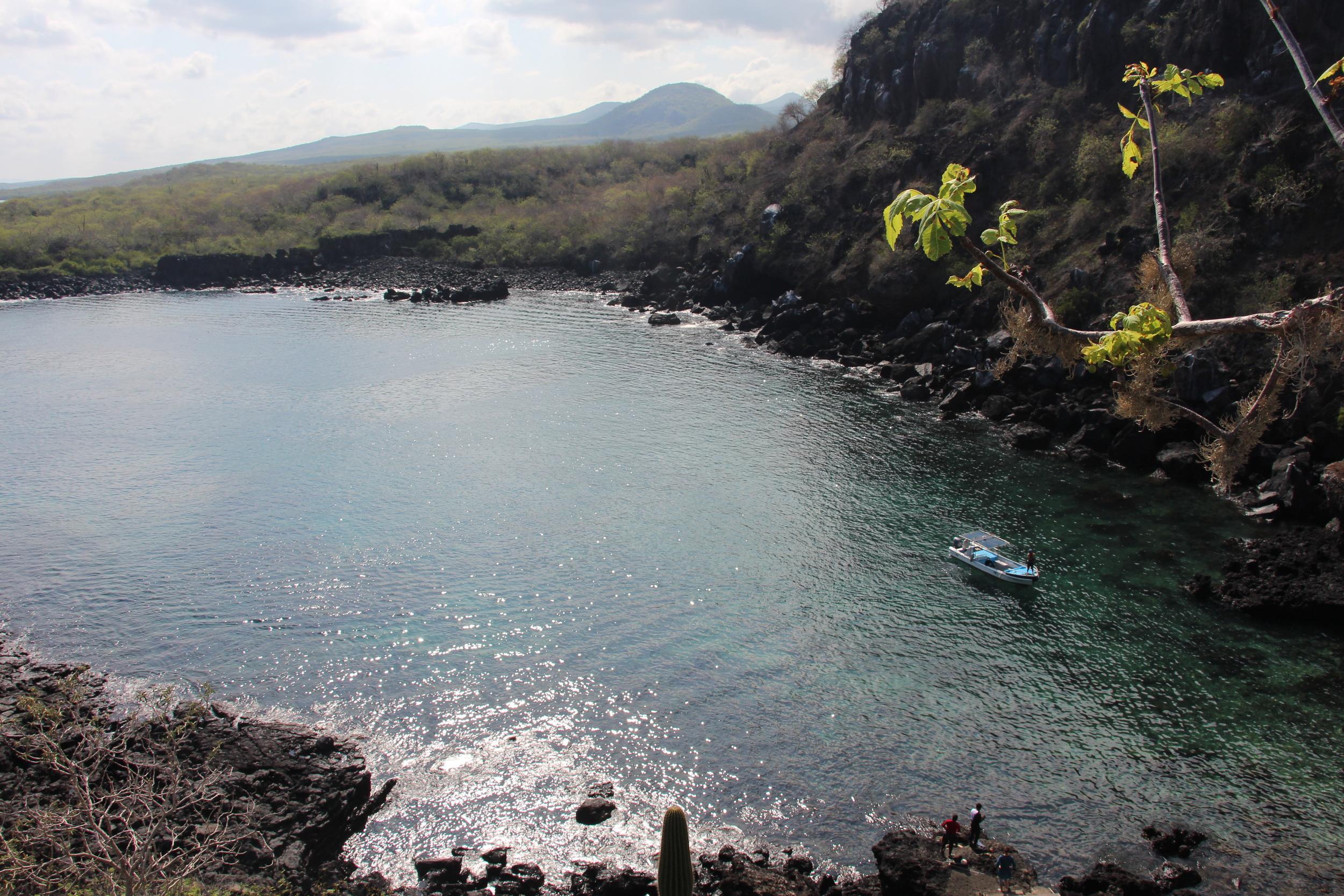 Darwin Bay - San Cristobal