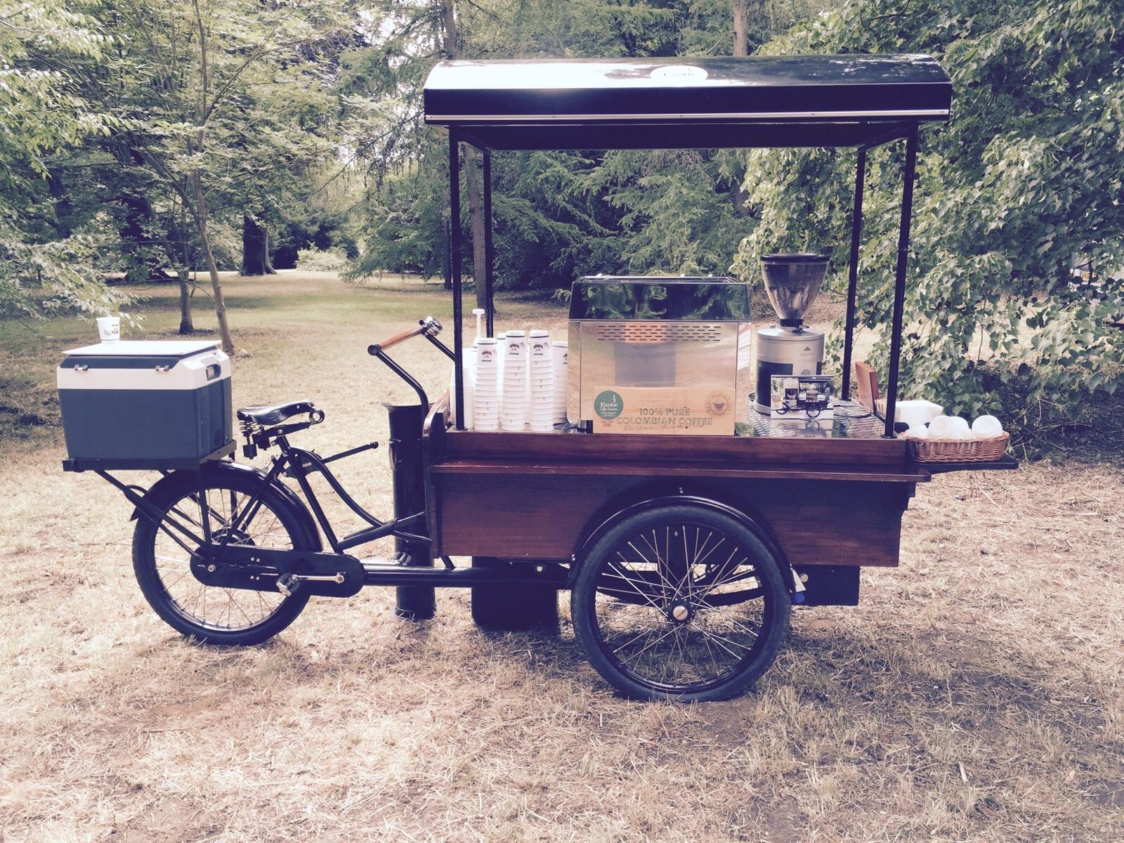 Exotic Coffee 'carrito'