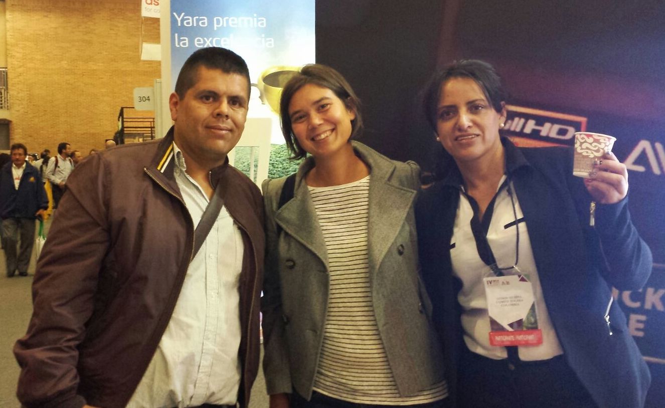 Catching up with Astrid Medina and Raul Durán