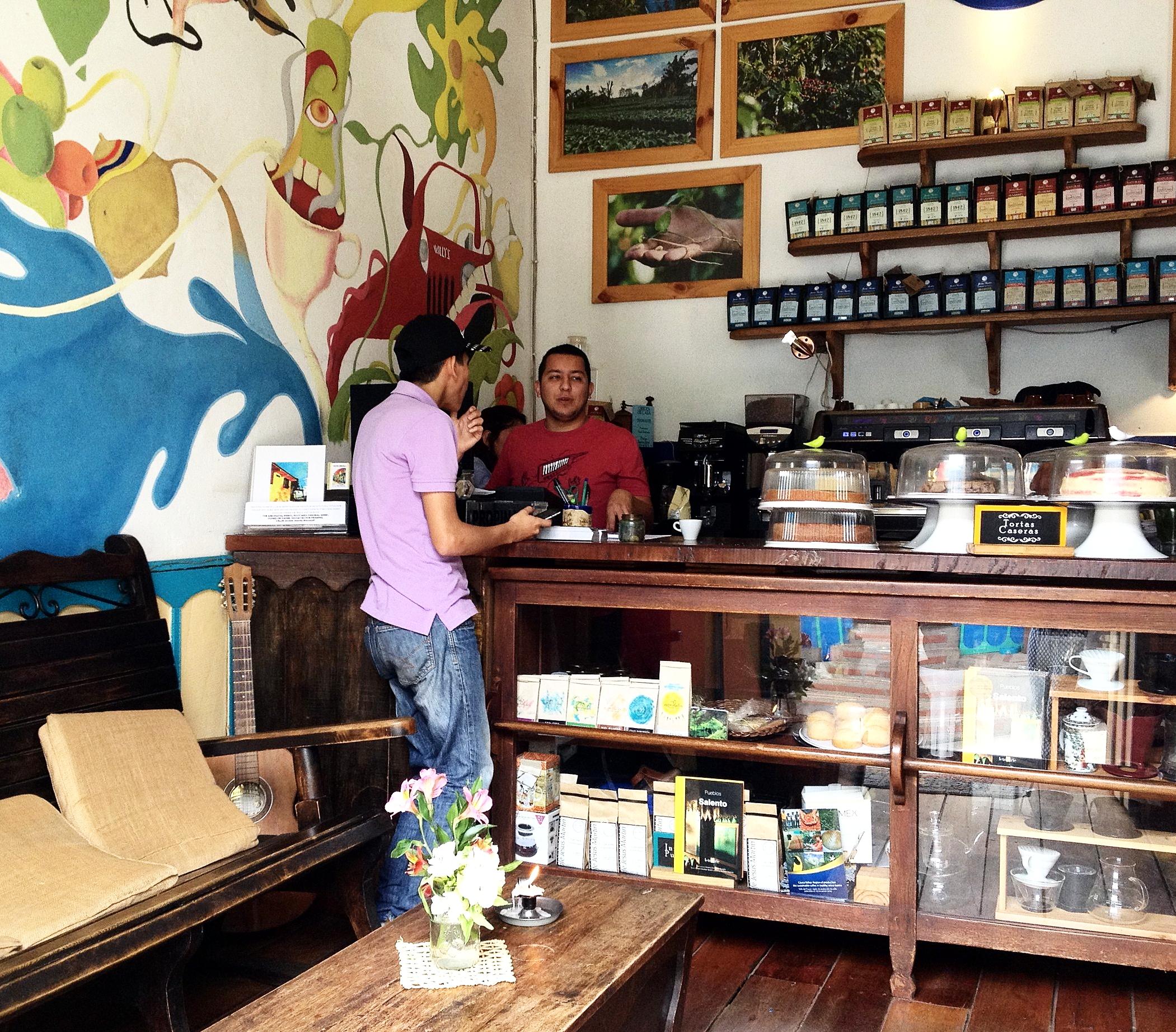 Jesus Martin Cafe'