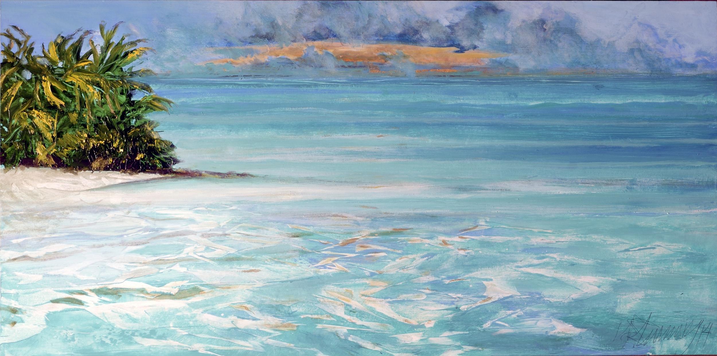 South Sea Sunset