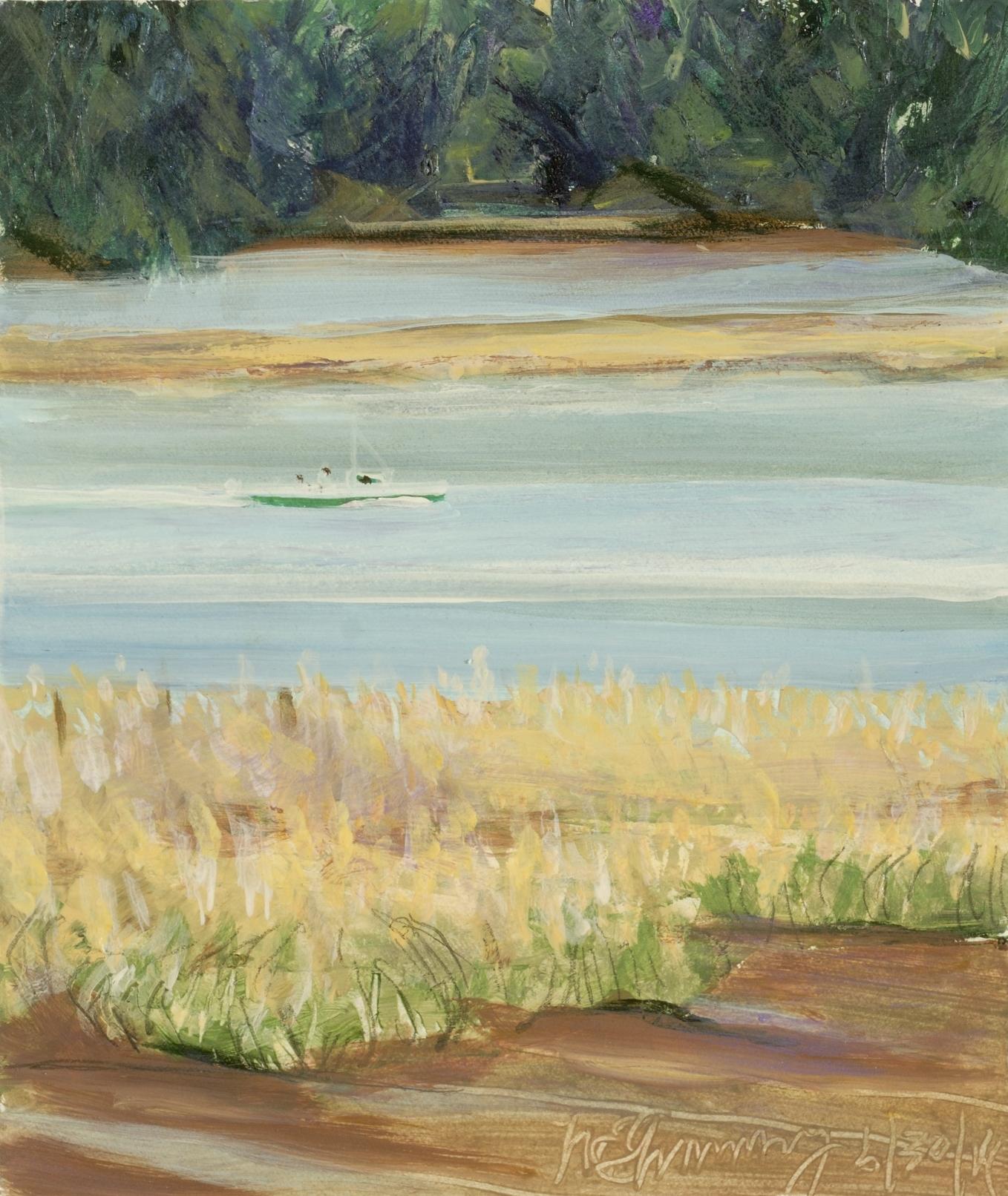 Yaquina River