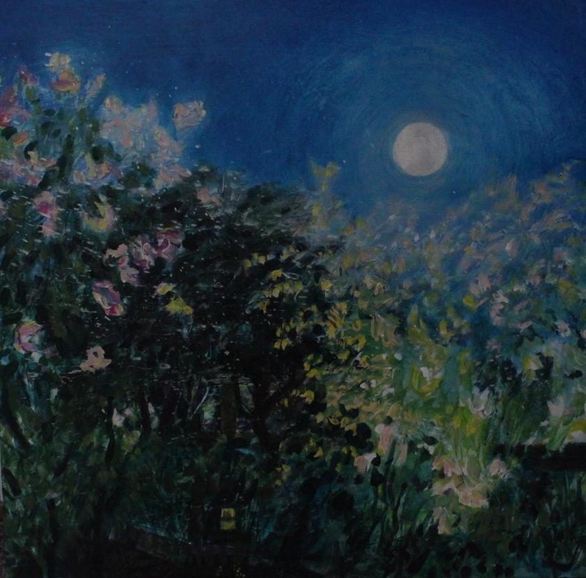 Elizabeth's Moon Garden