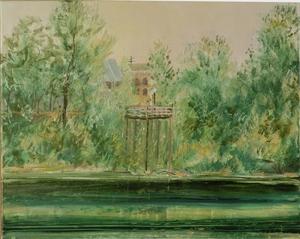 Willamette River Dock