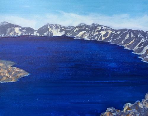Crater Lake #15