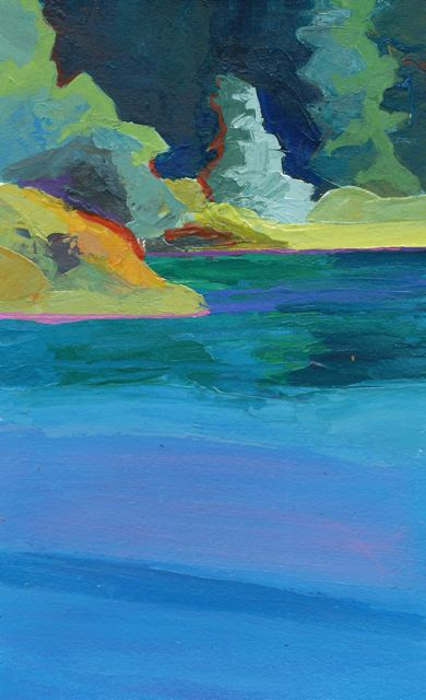 "Mark Allison ""Colors of Clearlake"""