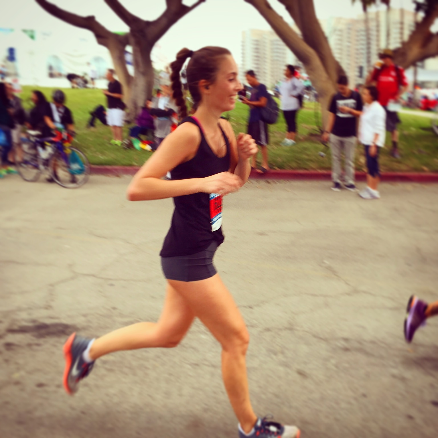 2014 Long Beach Half Marathon