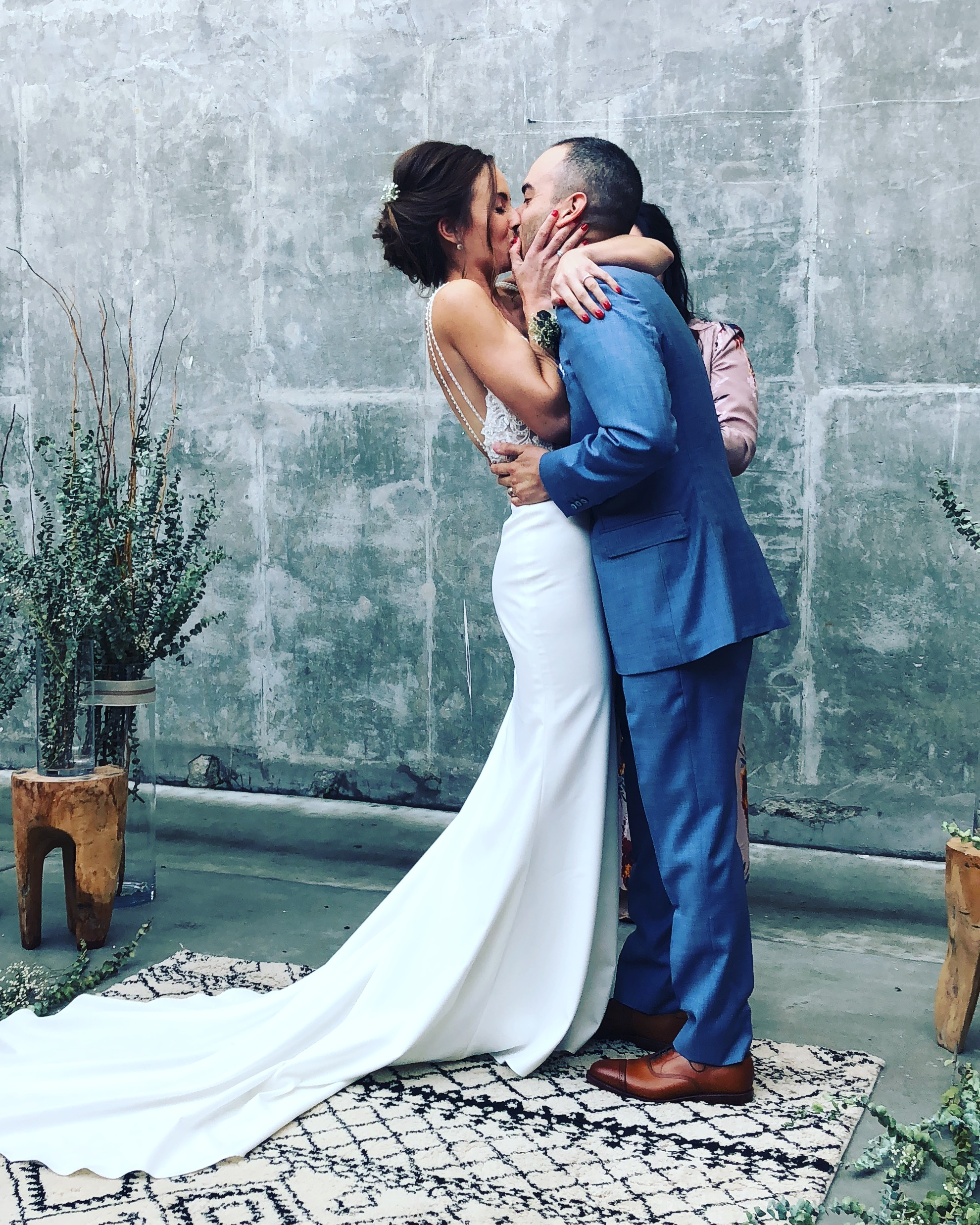 Our wedding day was magical and the best day of my life :)