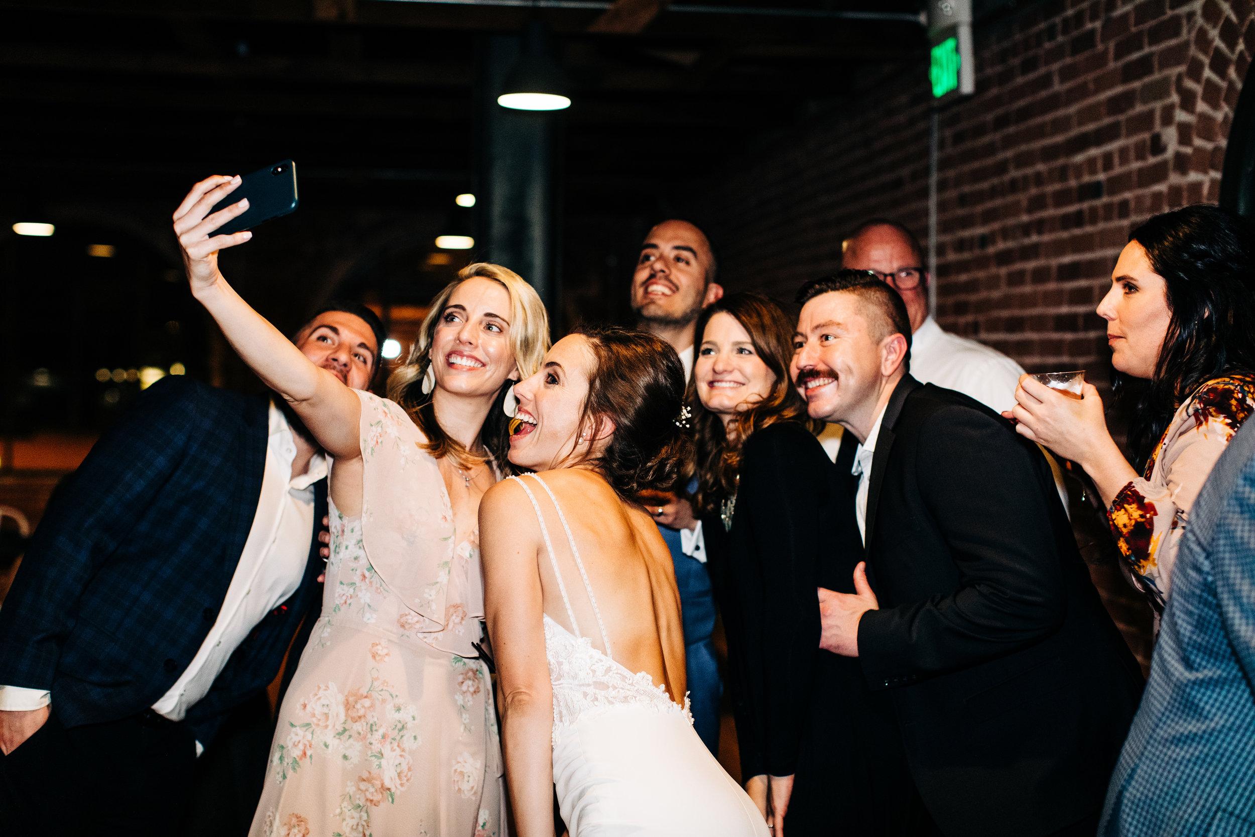 A little selfie action!