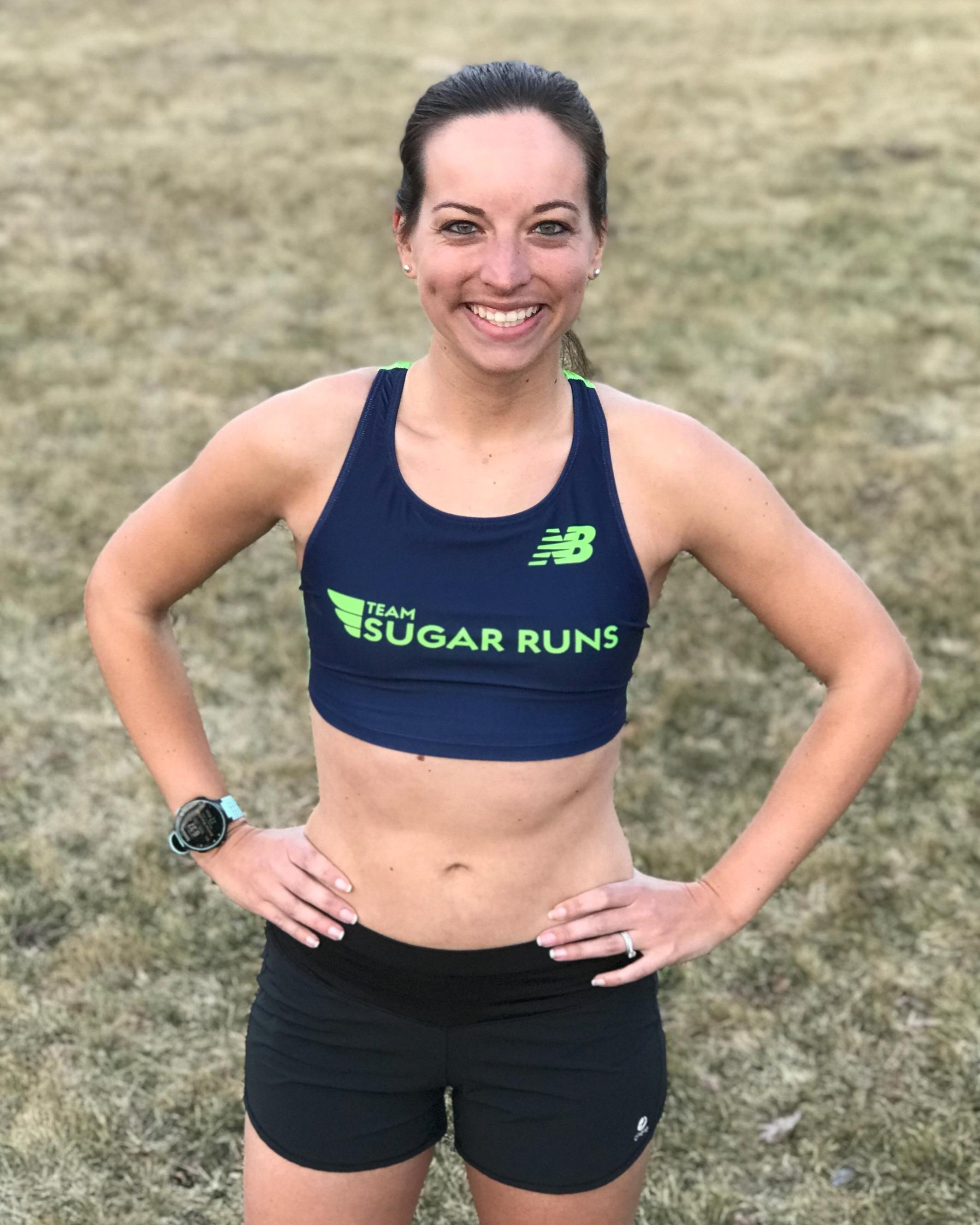RRCA Certified Running Coach, Katherine Wuestenfeld