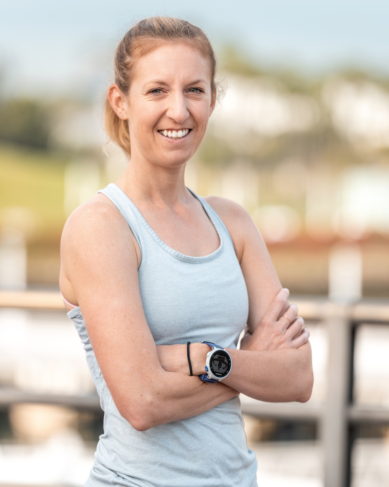 Lindsey Young, Running Coach