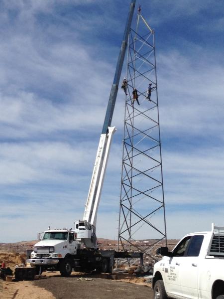 Sandoval County Communication Tower.JPG
