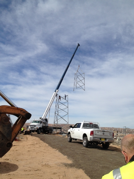 Sandoval County Communications Tower Construction.JPG