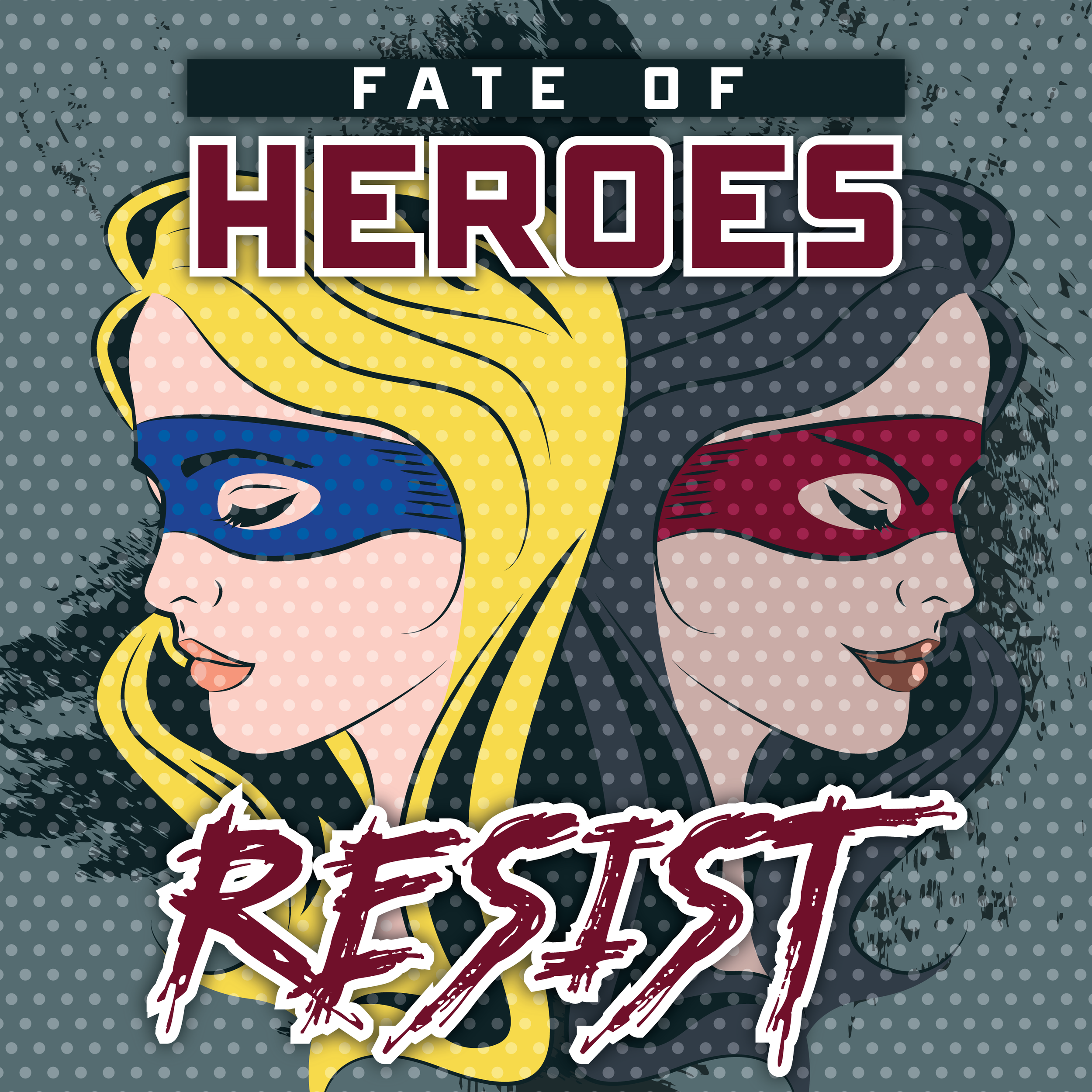 Fate of Heroes - A FATE Accelerated system adventure featuring a motley crew of misfits, brought together by a testy old man to use their abilities to aid in the protection of their city and the world.