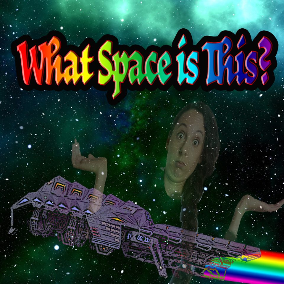 What Space Is This? - Space the final frontier… unless you are a collection of a holographic doctor, a squishy octo-alien, a computer and a bunch of hamsters with a hive mind.
