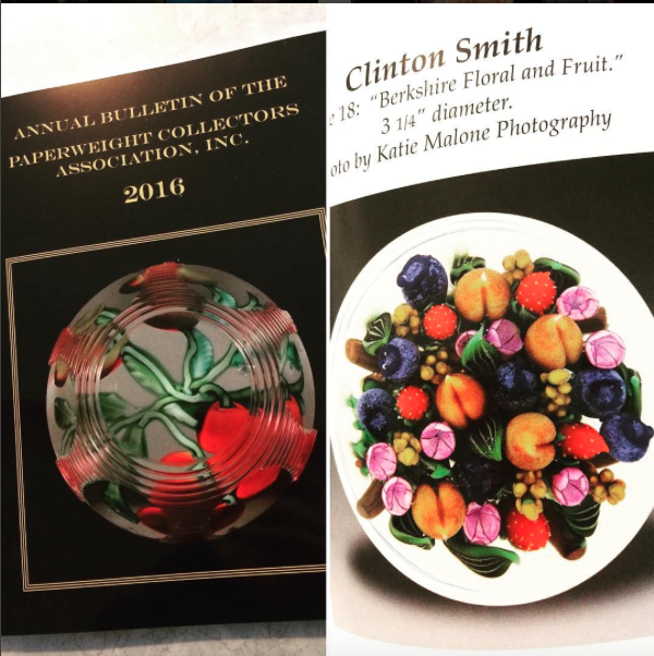 2016 Paperweight Collector's Association Bulletin